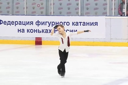 Выигравший чемпионат России 13-летний юниор раскрыл методы работы Тутберидзе