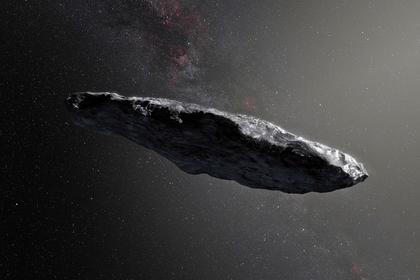 Раскрыта истинная природа «корабля пришельцев»