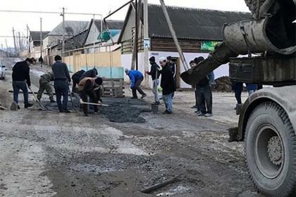 Дагестанцев возмутила перспектива самостоятельно чинить дороги