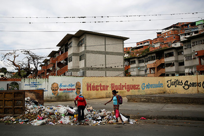Германия пообещала Венесуэле денег и не дала