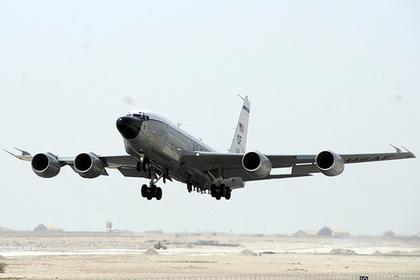 Американцы провели разведку у российских баз в Сирии