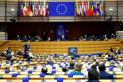 В Европарламенте снова заговорили о разрыве с Россией