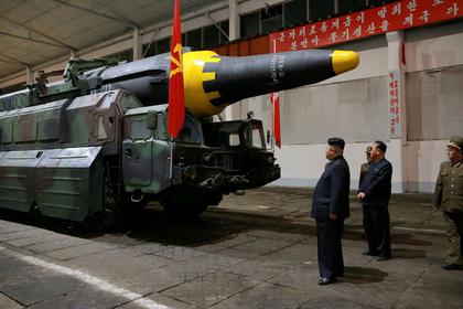 Северную Корею заподозрили в защите своего ядерного оружия