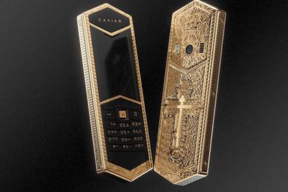 В России создали православный телефон