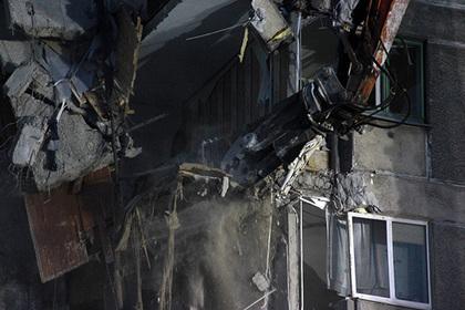 Взрыв дома в Магнитогорске объяснили попыткой сэкономить