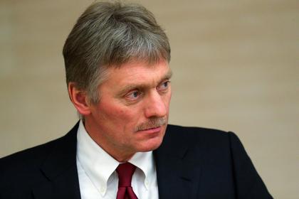 Кремль отреагировал на новую волну «минирований» в Росиии
