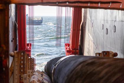 Дания покорится «Северному потоку-2»