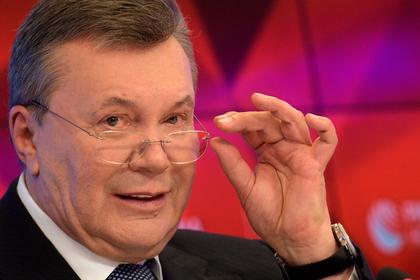Янукович обвинил «бегунов с автоматами» в кровопролитии на Майдане