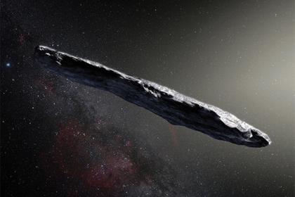 Ученый верит, что нашел в космосе корабль пришельцев. Над ним смеются, но он не сдается