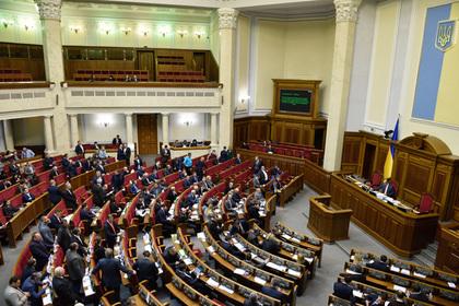 В Конституции Украины закрепили курс на вступление в НАТО и Евросоюз
