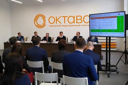 Главы Корпорации МСП и Тульской области обсудили совместную работу в регионе