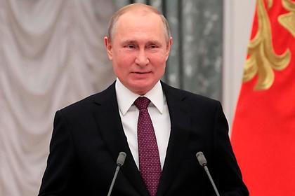 Путин охарактеризовал молодых ученых России