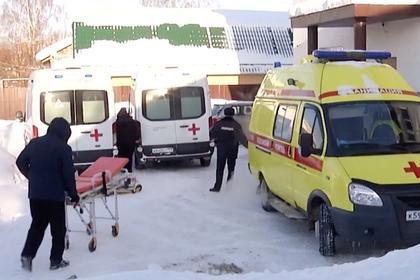 Российский приют для престарелых закроют после госпитализации всех постояльцев