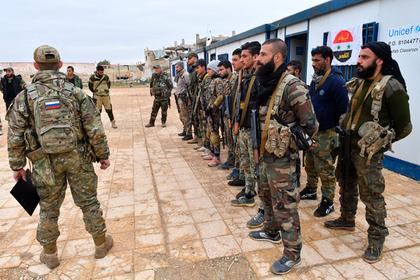Россия пообещала разобраться с «заповедниками терроризма» в Сирии