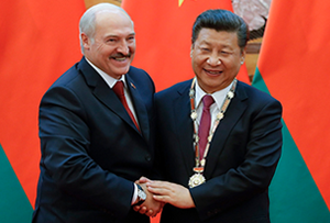 Китай помогает Белоруссии строить ракеты в обмен на ресурсы. У Лукашенко новый союзник