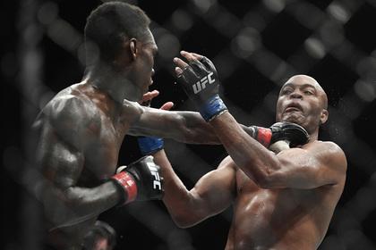 Легендарный бразилец вернулся в клетку. И стал главным героем турнира UFC