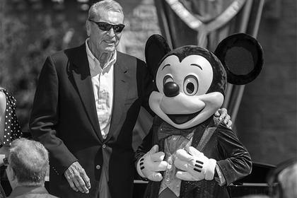 Умер бывший гендиректор Walt Disney