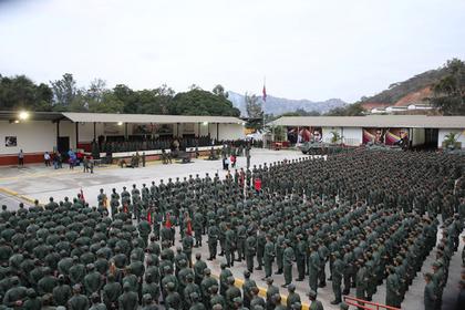 В Венесуэле рассказали о россиянах на крупнейших военных учениях