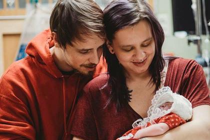Мать выносила умирающего ребенка ради органов для спасения больных детей