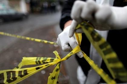 Пятерых полицейских застрелили в Мексике