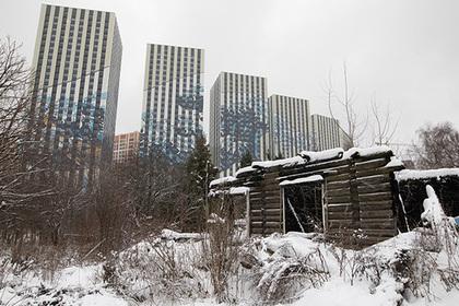 В Москве резко снизился спрос на жилье