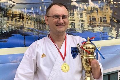 Паралимпиец-каратист стал членом Общественной палаты России