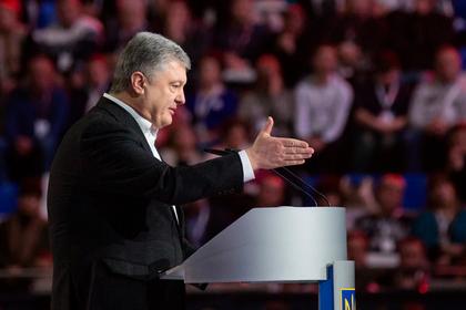 Украине предрекли развал при победе Порошенко