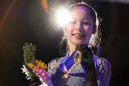 Эта девочка стала чемпионкой США в 13 лет. Ее называют новой Загитовой