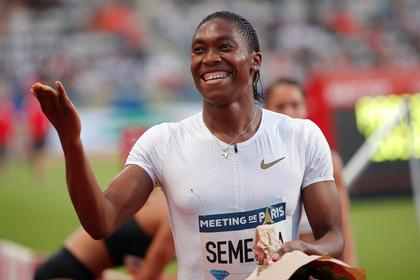 IAAF захотела сделать двукратную олимпийскую чемпионку мужчиной