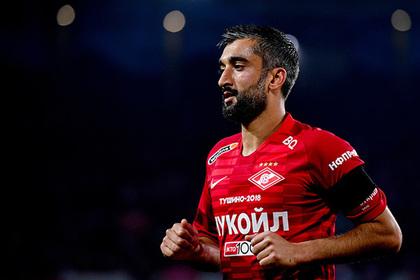 «Спартак» обвинили в «свинском» отношении к бывшему игроку