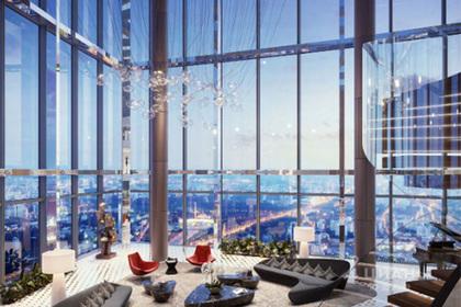 Раскрыты данные о самой большой квартире в Москве