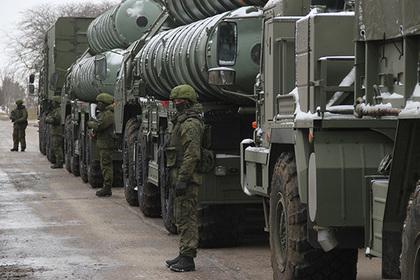 Турция рассказала о давлении США из-за С-400