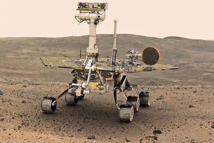 Он был лучшим исследователем Марса, но погиб в песчаной буре. История Opportunity