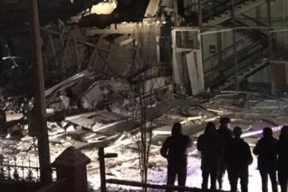 При взрыве газа в жилом доме в Красноярске погибла женщина