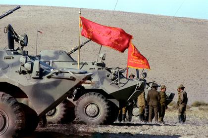 Рассекречены документы об Афганской войне