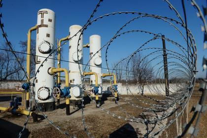 Россия увеличила поставки газа в Донбасс