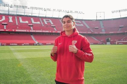Российская футболистка впервые забила за испанский клуб