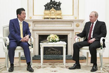 Кремль отреагировал на возможность отмены виз в Японию