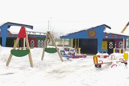 Самый большой детский сад появился на Ямале
