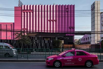 Самые странные архитектурные эксперименты со всего мира