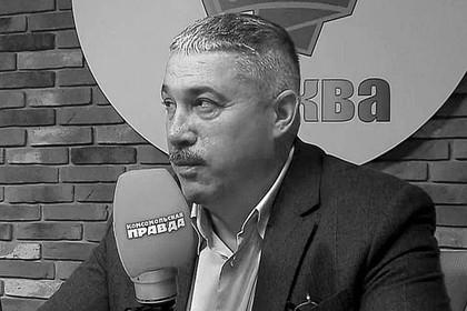 Умер Михаил Юрьев