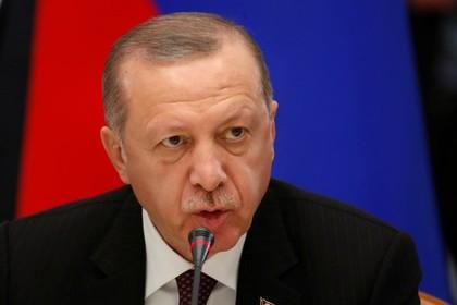 Эрдоган назвал причину непринятия Турции в Еврозоюзе