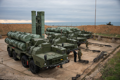 Турция отказалась променять С-400 на американские Patriot