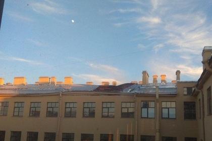 В здании национального университета России обрушились три этажа