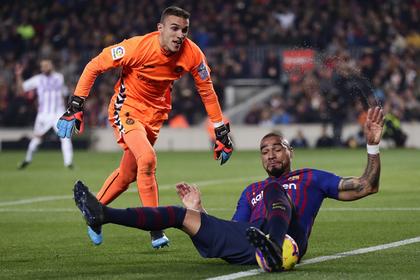 Дом футболиста «Барселоны» обокрали во время матча с его участием