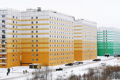 Российские застройщики полюбили цвет болезней