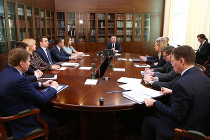 Воробьев обсудил вопросы защиты прав дольщиков