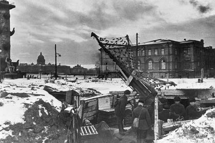 Испанские журналисты восхвалили осаждавшую Ленинград дивизию