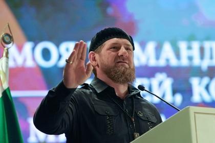 Кадыров рассказал о двух днях под капельницей