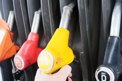 Росстат увидел обрушение цен на топливо
